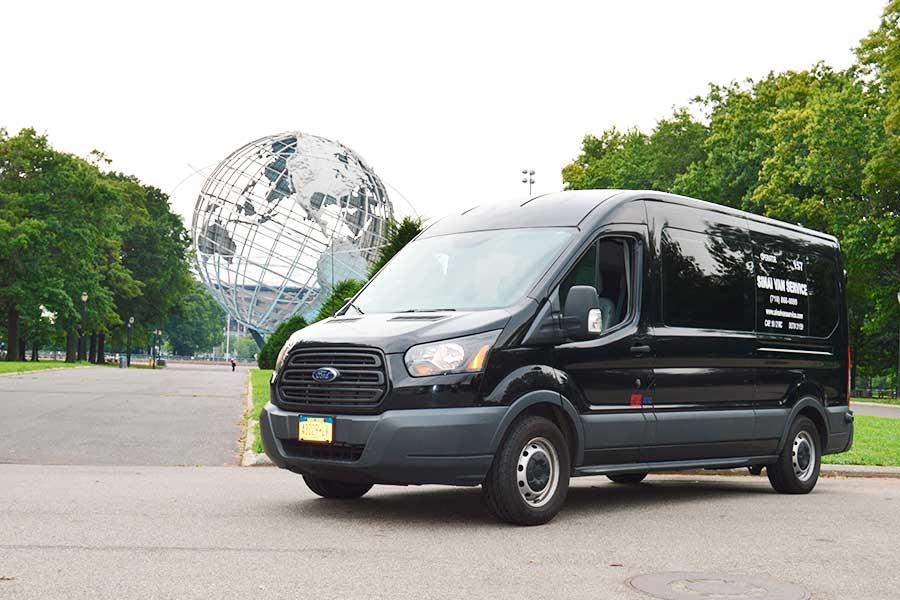 Van Transportation Services